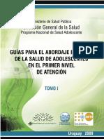 Guia Abordaje Salud Adolescente 08 10