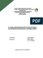Proyecto Miguel Melo
