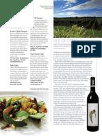 Isle of Cork - Bedell 2010 Merlot in Hamptons Magazine