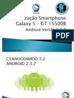 Atualização Smartphone Galaxy 5 – GT 15500B_Ver 1.1