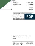 ABNT NBR 17505-4