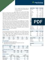 Market Outlook, 05-06-2013