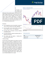 Daily Technical Report, 05.06.2013
