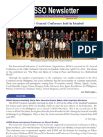 IFSSO Newsletter Apr-Jun 2013