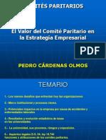 El Valor del Comité Paritario en la Estrategia Empresarial
