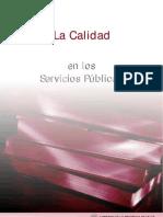 Ocs La Calidad en Los Servicios Publicos