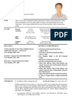 Mike - Resume2