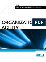 Organizational Agility in Depth Report