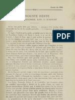 Reclams de Biarn e Gascounhe. - Aoust 1924 - N°10 (28e Anade)