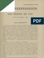 Reclams de Biarn e Gascounhe. - Octoubre-Nobembre 1925 - N°1-2 (30e Anade)