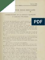 Reclams de Biarn e Gascounhe. - Yulh 1924 - N°8 (28e Anade)