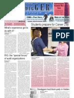 The Oredigger Issue 02 - September 8, 2008