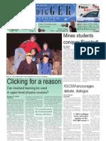 The Oredigger Issue 05 - September 29, 2008