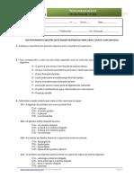 Teste 5 - digestivo e urinario - com correcção