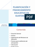 Present Guatemala Mineduc