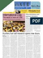 The Oredigger Issue 12 - December 1, 2008