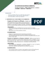 Informe Ambiental (Provias Descentralizado)Grupo 4
