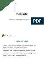 Selling Solar_Boyce_SolarBootcamp_7.2010