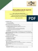 Informe Sobre La Pc3adldora Del Dc3ada Siguient1