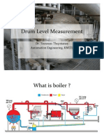 Drum Level Measurement