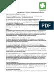 Persbericht Geluksroute Eindhoven 8 en 9 Juni 2013