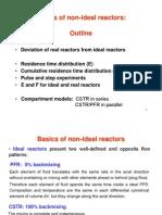 04-Basics of Non-ideal Reactors 2008