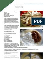 Dulciurifeldefel.ro-tort Cu Crema de Mascarpone