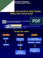 Evoluzione Della Terapia Medica Dei Tumori Solidi