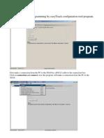 Configuration Tool Program Manual