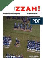 Huzzah Book 2