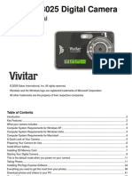 VC8025 User Manual