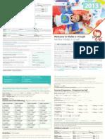 Klabb3-16 Summer Registration Form-2013