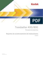 Pre-site Trendsetter 400-800 Base - Es