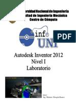 Manual Inventor 2012 - Nivel 1 - Laboratorio