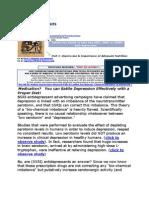 Reemplazo de mirtazapina en la disfunción sexual inducida por ISRS