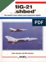 MiG-21 Fishbed Aerofax