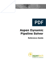 Aspen Hydraulics Dynamics Reference