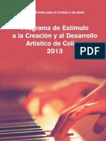Convocatoria del FECA 2013