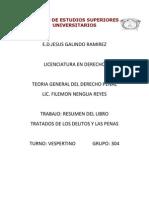 Resumen El Tratado De Los Delitos y Las Penas.docx