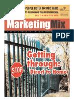 Marketing Mix magazine Nov Dec 2007