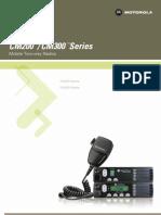 CM Series Brochure MOTOROLA