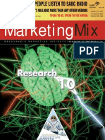 Marketing Mix magazine March April 08