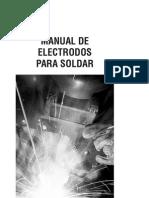 Manual de Elctrodos Para Soldar