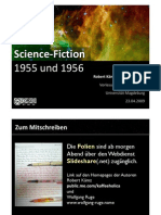Science Fiction 1955 und 1956