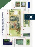 100,000 Vietnamese Dong Banknote Characteristics - BuyVND.com