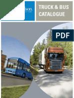 Katalog Filter Donalson Truck 070674