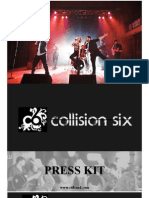 collision six press kit-2013