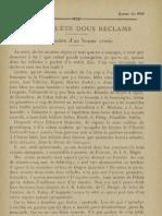 Reclams de Biarn e Gascounhe. - Aoust 1929 - N°11 (33e Anade)