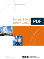 Success of Geothermal Wells