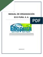 MANUAL DE ORGANIZACIÓN FINAL